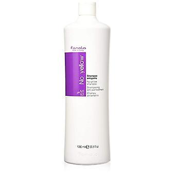 Fanola No Yellow Shampoo 1000ml/33.8oz