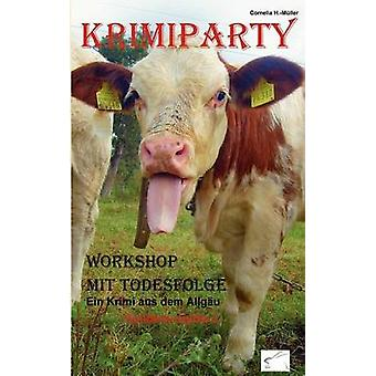 Krimiparty Sonderausgabe 2 by H.Mller & Cornelia