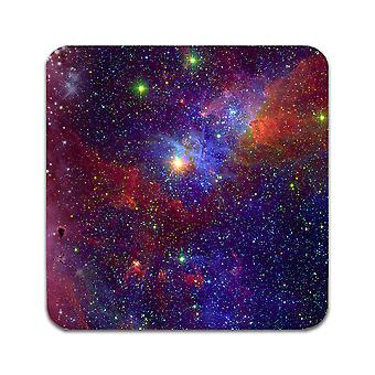 2 ST Space Galaxy Coasters