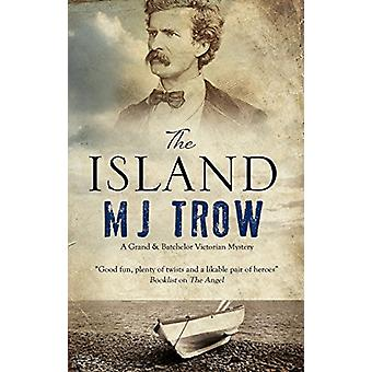 The Island by M.J. Trow - 9781780295107 Book