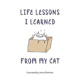 Levenslessen die ik heb geleerd van mijn kat van Imogen Fortes - 9781910552919 B