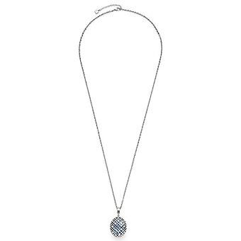Leonardo Jewels Stainless Steel Blue Glass
