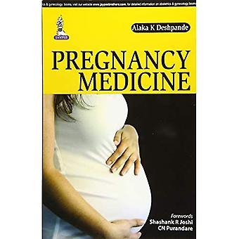 Raskauden lääketiede