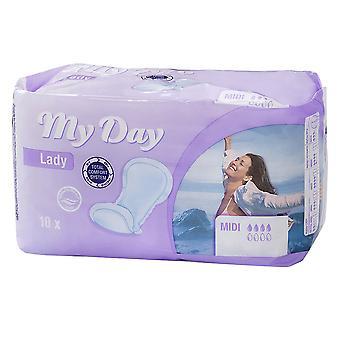 My Day My Day Compresas Incontinencia Midi 10 Uds Unisex