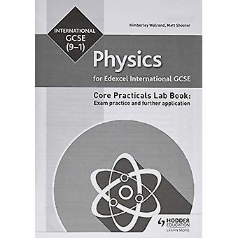 Edexcel International GCSE (9-1) Fisica Student Lab Book - Pratica d'esame