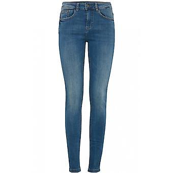 b.young Dark Ink Denim Slim Leg Jeans