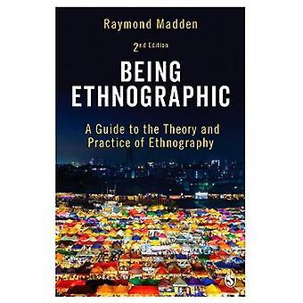 Att vara etnografisk av Raymond Madden