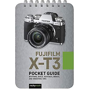 Fujifilm X-T3 - Pocket Guide - Buttons - Dials - Settings - Modes - and