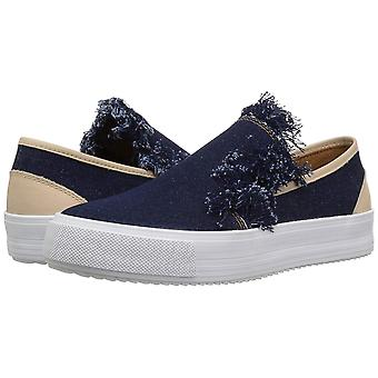 See by Chloé Womens SB30242 Fabric Low Top Slip On Fashion Sneakers