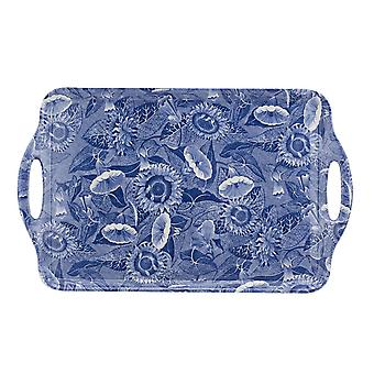 Pimpernel Blue Room Large Tray