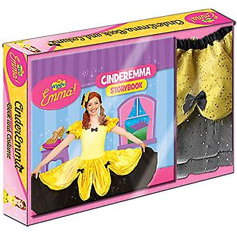 The Wiggles Emma! - CinderEmma Book and Costume by The Wiggles - 97817