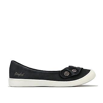 Women's Blowfish Malibu Kona Ballet Shoes in Black