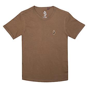 Boy & apos; s Luke 1977 Junior Byxa Snake Crew T-shirt i grönt
