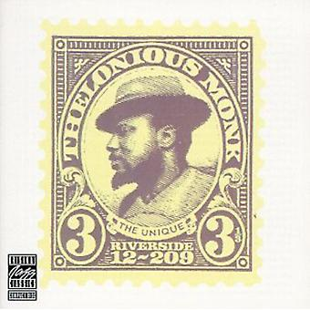 Thelonious Monk - Unique Thelonious Monk [CD] USA import