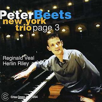 Beets, Peter New York Trio - Page 3 [CD] USA import