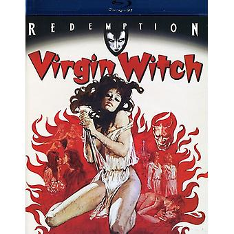 Virgin Witch [BLU-RAY] USA import