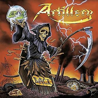 Artillery - B.a.C.K [CD] USA import