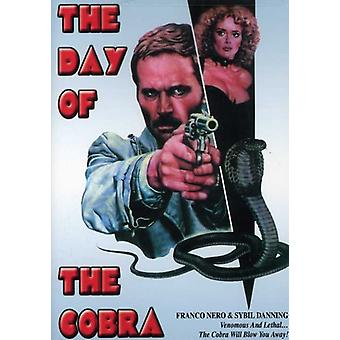 The Day of the Cobra [DVD] USA import