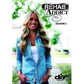 Rehab Addict: Season 2 [DVD] USA import