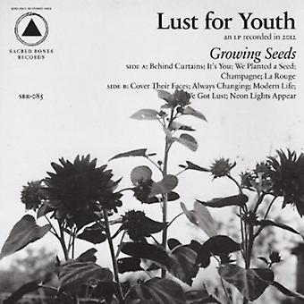 Lust for Youth - Growing Seeds [Vinyl] USA import