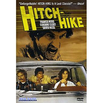 Hitch-Hike [DVD] USA import