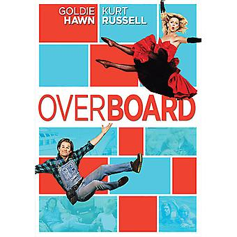 Overboard [DVD] USA import