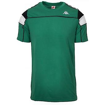 T-shirt Kappa Green Logo