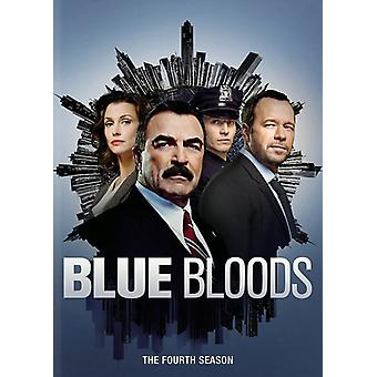 Blue Bloods: The Fourth Season [DVD] USA import