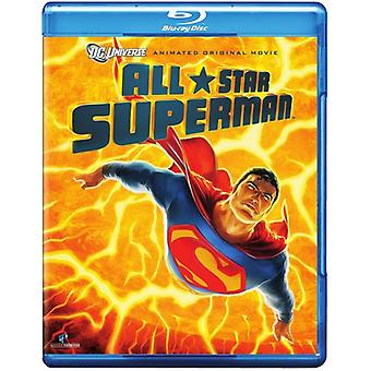 All-Star Superman [BLU-RAY] USA importare