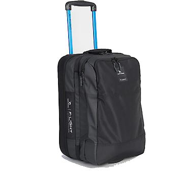Rip Curl F-Light Cabin Midnight 2 Wheeled Luggage in Midnight