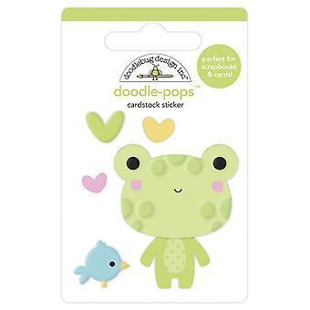 Doodlebug Design Hoppy Day Doodle-Pops