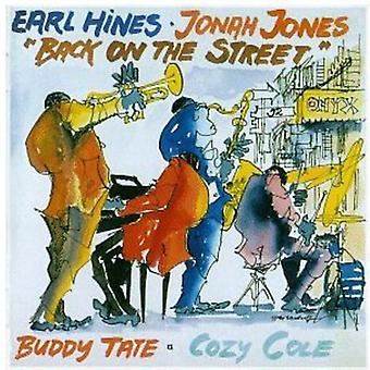 Hines/Jones - Back on the Street [CD] USA import