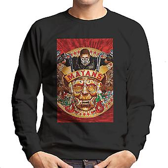 Mayans M.C. Motorcycle Club George Yepes Poster Artwork Men's Sweatshirt