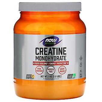 Now Foods, Sports, Creatine Monohydrate, 2.2 lbs (1 kg)