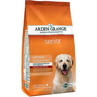 Arden Grange Senior Dog - 2kg
