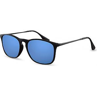 النظارات الشمسية الرجال المسافرين الرجال مات الأسود / الأزرق (CWI2119)
