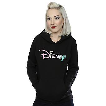 Disney Women's Pastel Logo Hoodie