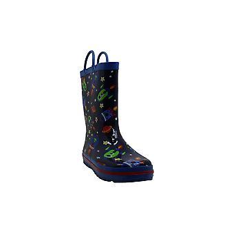 KushyShoo Children Shoes RCA609B3 Rubber