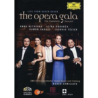 The Opera Gala: The Complete Concert [DVD Video] [DVD] USA import