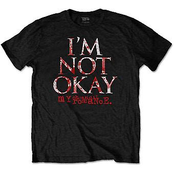My Chemical Romance I'M Not Okay Official Tee T-Shirt Unisex
