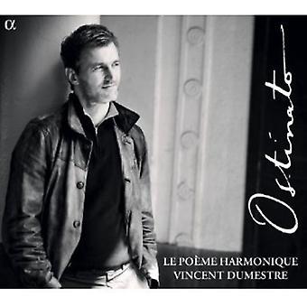 Kernobst Harmonique; V. Dumest - Ostinato [CD] USA import