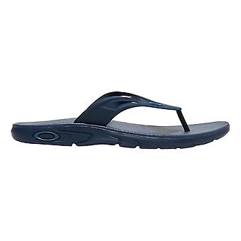 Oakley Ellipse Flip Flops - Universal Blue