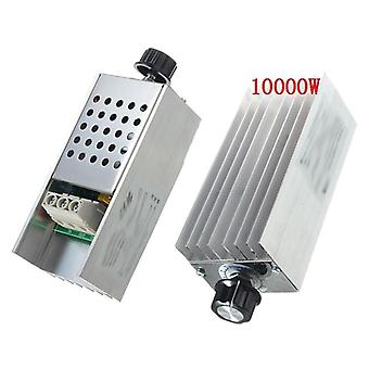 10000w 25a Speed Controller High Power Scr Voltage Regulator Dimmer Switch