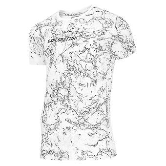 4F TSM018 H4Z20TSM018BIAYALLOVER universal Sommer Herren T-shirt