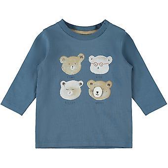 Name-it Newborn Jongens Tshirt Osse Stellar