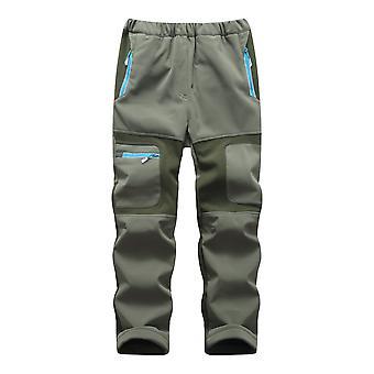 Fashion Brand Waterproof / Kids Pants- Warm Trousers Sporty Climbing Leggings,