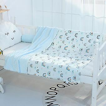 Baby Peas Soothing Blankets,'s Cotton Comfort Duvet, Kids Nursery Napping, Air