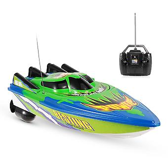 Rc Boat, Radio Control Racing Boat -electric Ship Rc High Speed Waterproof