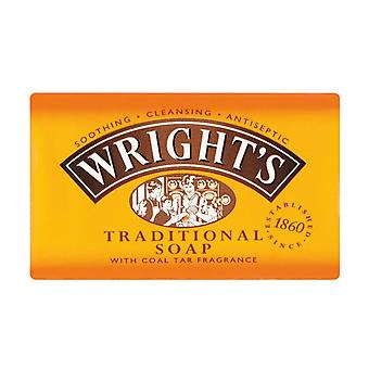 Wrights Traditional Soap 125g 26120