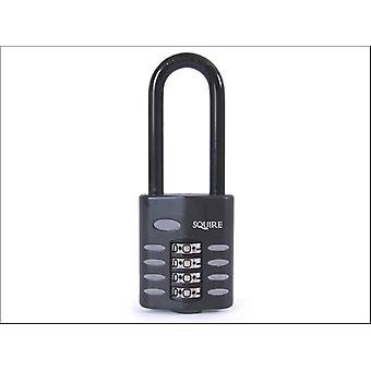 Squire Combination Padlock with Shackle 50mm CP50/2.5